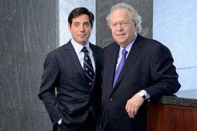 W. Robert Berkeley, Jr. und William R. Berkley